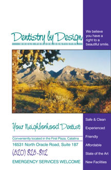 Dentistry byDesign Brochure
